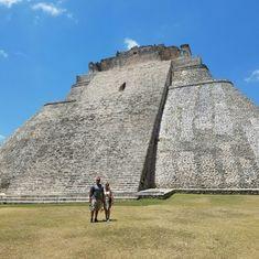 Progreso (Merida), Mexico - Uxmal!!!