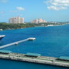 Nassau, Bahamas - Another view of Atlantis