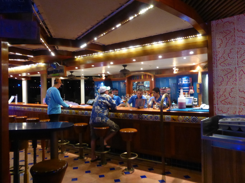 Bar/Lounge - Carnival Dream