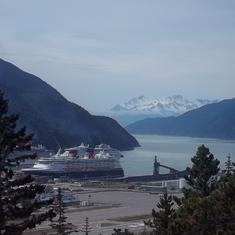 Juneau, Alaska - Skagway