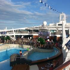 The Lido Deck