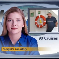 This cruise was # 90