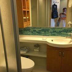 Bathroom Stateroom 12220