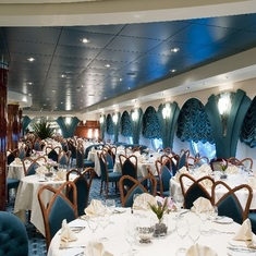 Dining Room on MSC Magnifica