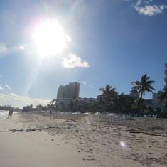 Nassau, Bahamas - Cable Beach Nassau