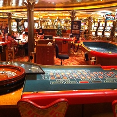 Radiance of the Seas Casino