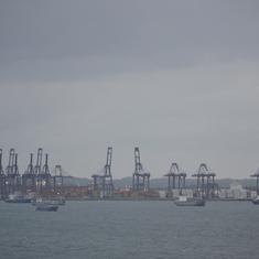 Panama port