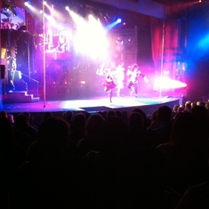 Rock of Ages show