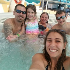 Swimming Pools on Freedom of the Seas