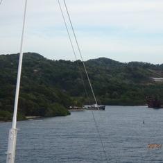Mahogany Bay, Roatan, Bay Islands, Honduras - Mahogany Bay, Honduras
