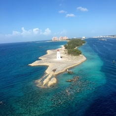 Nassau, Bahamas - Nassau lighthouse