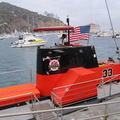 Catalina Island, Seawolf