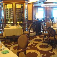 Favorite dining--Sabatini's