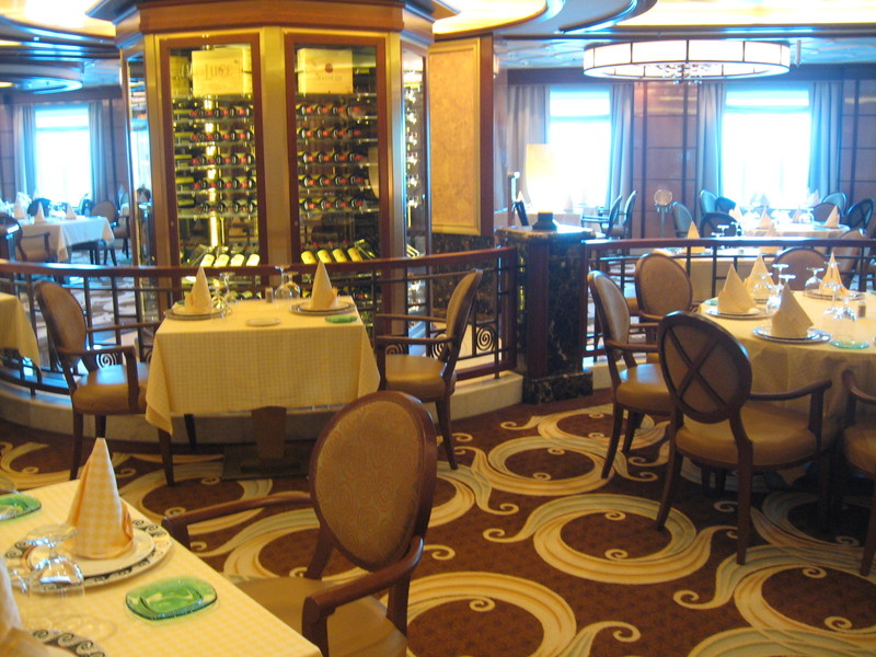 Favorite dining--Sabatini's - Regal Princess