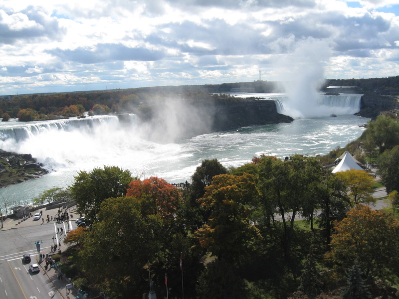 Niagara Falls--#1 reason we booked this cruise tour  - Caribbean Princess