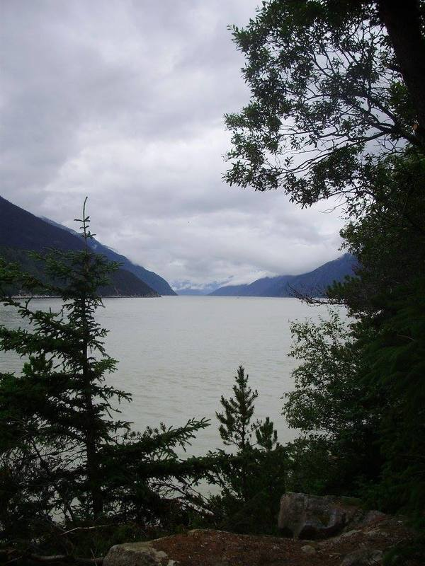 Hiking in Skagway - Norwegian Pearl