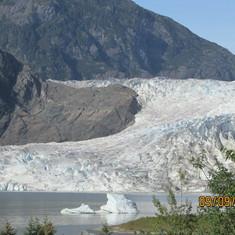 Juneau, Alaska - Mendenhall Glaicer