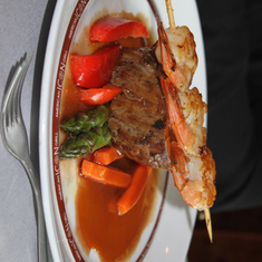 Surf and Turf on Anthem of the Seas