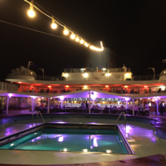 Pool on Thomson Dream