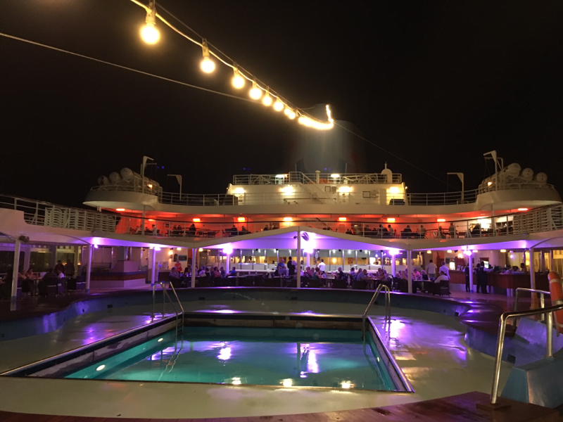 Pool on Thomson Dream