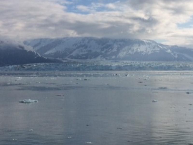 Hubbard glacier - Norwegian Sun