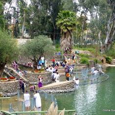 River Jordan - Baptism