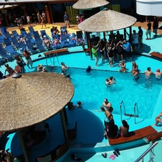 Lido Deck and Pool