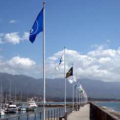 Santa Barbara, California - Santa Barbara