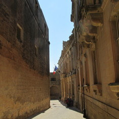 Mdina the sleeping city