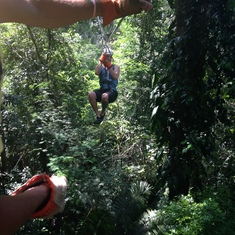 Weeeeeeee....... Try the ziplines!