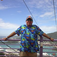 Charlotte Amalie, St. Thomas - Me @ Paradise Point #1