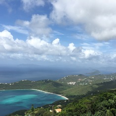 Charlotte Amalie, St. Thomas - Stunning views