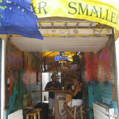 Key West, Florida - Key West Smallest Bar