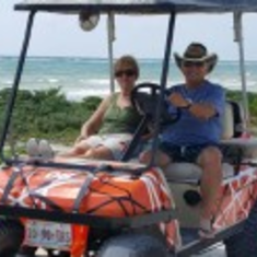 Costa Maya cart day
