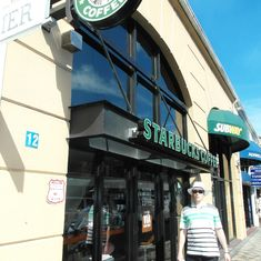 Starbucks in Nassau
