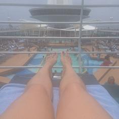 cruise on Majesty of the Seas to Caribbean - Bahamas