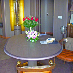 Penthouse Dinning Table