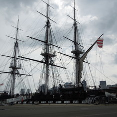 USS Constitution a/k/a Old Ironside