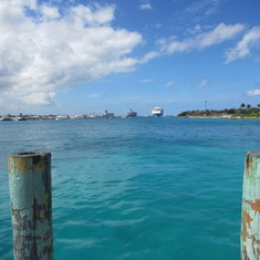 Nassau, Bahamas - Ships