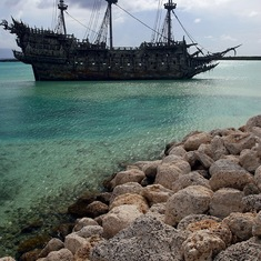 The Dutchman on Castaway Cay