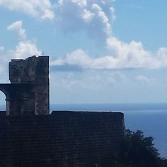 Brimstone Hill Fortress, St. Kitts