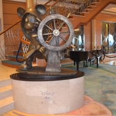Guest Services/Shore Excursions on Disney Magic