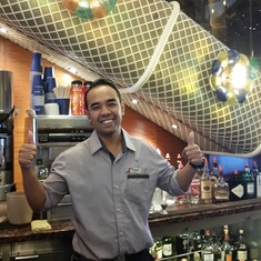 The best bartender