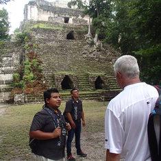 Dzibache Mayan Ruins