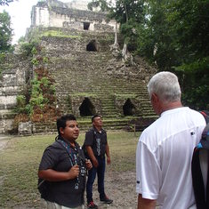 Costa Maya (Mahahual), Mexico - Dzibache Mayan Ruins