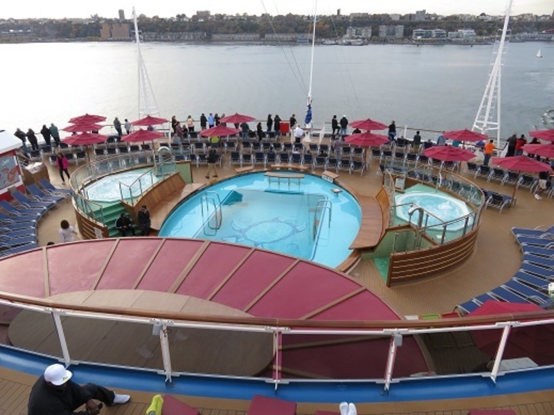 Photo Of Carnival Vista Cruise On Nov 05, 2016