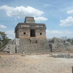 Progreso (Merida), Mexico - Dzibilchaltun