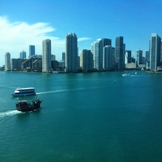 Miami, Florida - View of Miami
