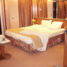 Balcony Suite on the Carnival Legend