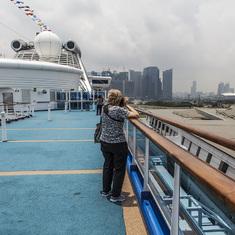 Singapore - Grand Asia Cruise 2016